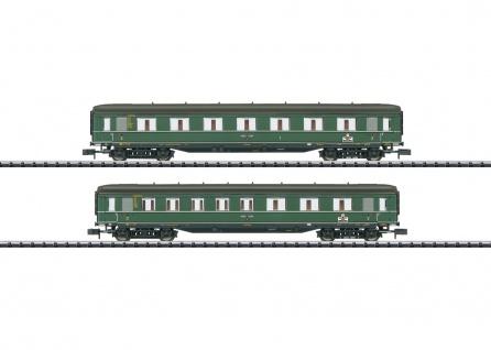 Minitrix 15802 Schnellzug Berlin-Hamburg
