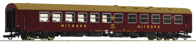 Roco 74806 Speisewagen MITROPA der DR
