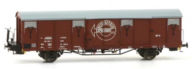 Exact Train EX20475 Expresswagen der DR
