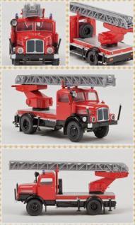 Brekina 71725 IFA S4000 DL25 Feuerwehr - Kaufen bei Der