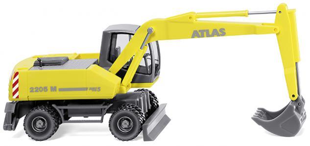 Wiking 066103 Mobilbagger Atlas 2205 M