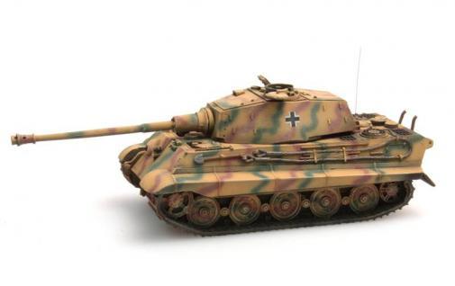 Artitec 38717 Panzer Tiger 2 Henschel - Vorschau 1