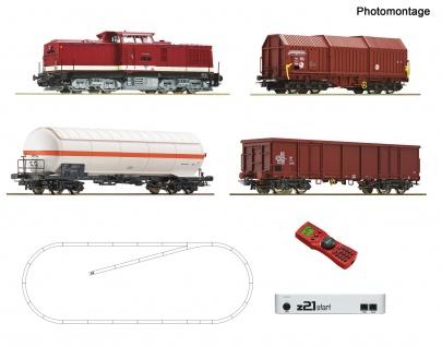 Roco 51321 Digital Startset Z21 Güterzug