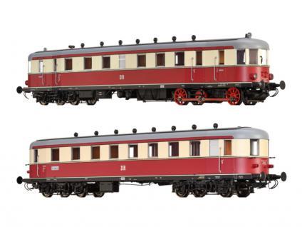 Brawa 44378 Triebwagen VT137 und VB147
