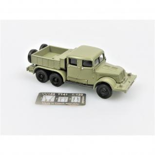 Tatra 141 Schwerlastzugmaschine