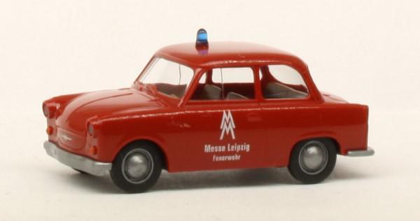Brekina 92759 Trabant P50 Messe Feuerwehr - Vorschau 1
