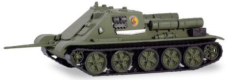 Herpa 746618 Panzer BREM SU 85 der NVA