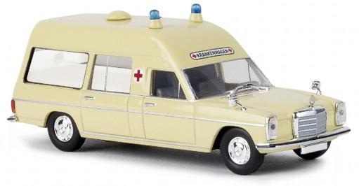 Brekina 13800 MB/8 Binz Krankenwagen - Vorschau 1