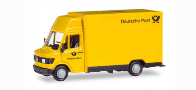 Herpa 094207 Mercedes-Benz Deutsche Post 1