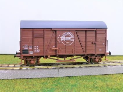 Exact Train EX20219 Güterwagen Oppeln