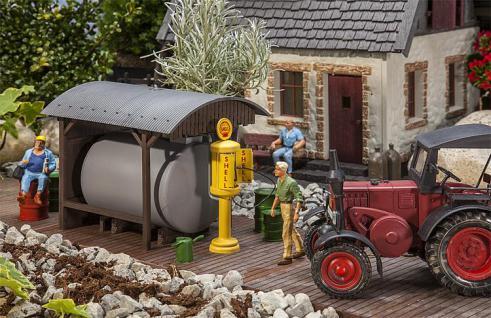 Pola 331736 Kleine Tankstelle