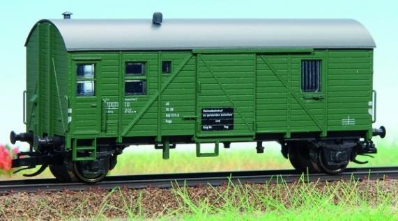 Hädl 113006 Güterzuggepäckwagen DR