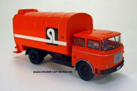 MCZ 03-312 LIAZ Skoda 706 Müllwagen