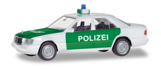 Herpa 094122 Mercedes-Benz Polizei - Vorschau 1