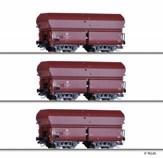 Tillig 01734 Braunkohlenzug mit Ladung