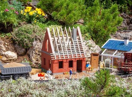 Pola 331083 Einfamilienhaus im Rohbau