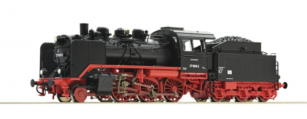 Roco 71212 Dampflok BR 37 der DR Sound