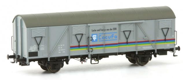 Brawa 47286 Gedeckter Güterwagen Lacufa - Vorschau 1