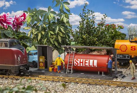 Pola 330891 Diesellok Tankstelle