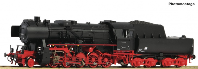 Roco 72190 Dampflok BR 52 DR mit Sound