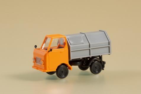 Auhagen 43671 Multicar M22 mit Abfallsammelbehälter