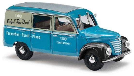 Busch 51277 Framo V901 RFT Kundendienst