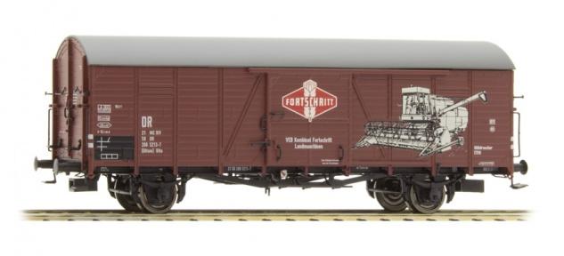 Brawa 48745 Güterwagen Fortschritt der DR