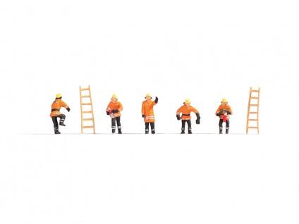 Noch 36022 Feuerwehr Figuren