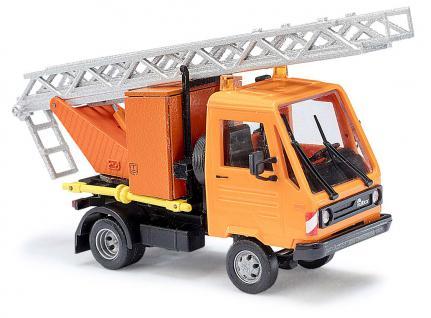 Busch 42223 Multicar mit Drehleiter