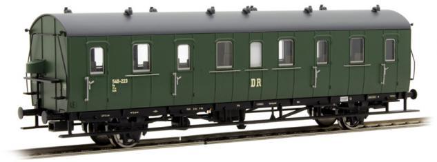 Liliput L334048 Personenwagen der DR