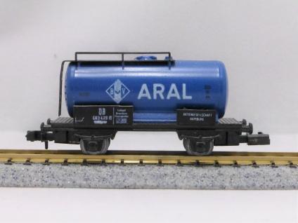DDR-Piko 5/4148-027 Kesselwagen ARAL