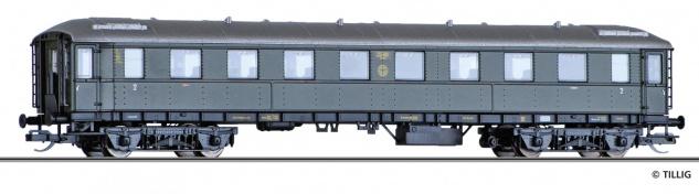 Tillig 13362 Reisezugwagen der DRG