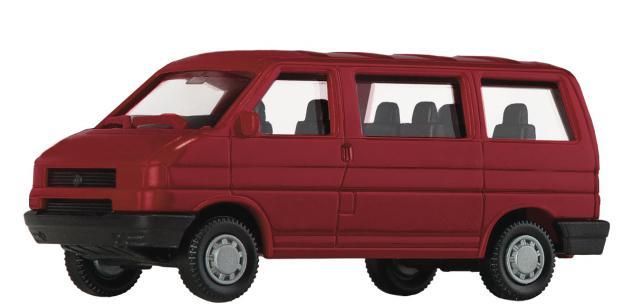 Roco 00941 Volkswagen Bus T4 weinrot - Vorschau 1