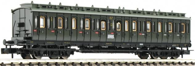 Fleischmann 804402 Abteilwagen der DRG