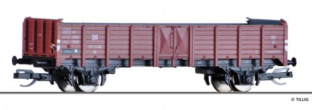 Tillig 17290 Offener Güterwagen Olr der DR