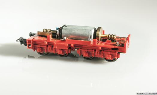 pmt 32238 Tenderantrieb für DDR-Piko BR 38 - Vorschau 1