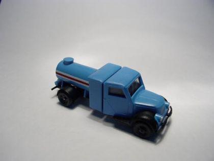 BeKa 025 Garant Weichenreinigungswagen