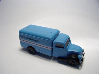 BeKa 035 LKW Garant Werkstattwagen