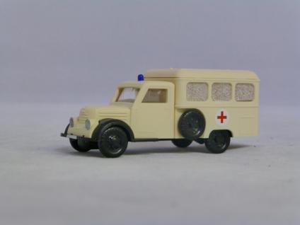 BeKa 118 Garant DRK Krankenfahrzeug