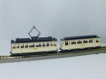 MAN Straßenbahnzug Dresden