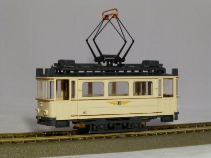 BeKa 70001 Union Triebwagen Dresden