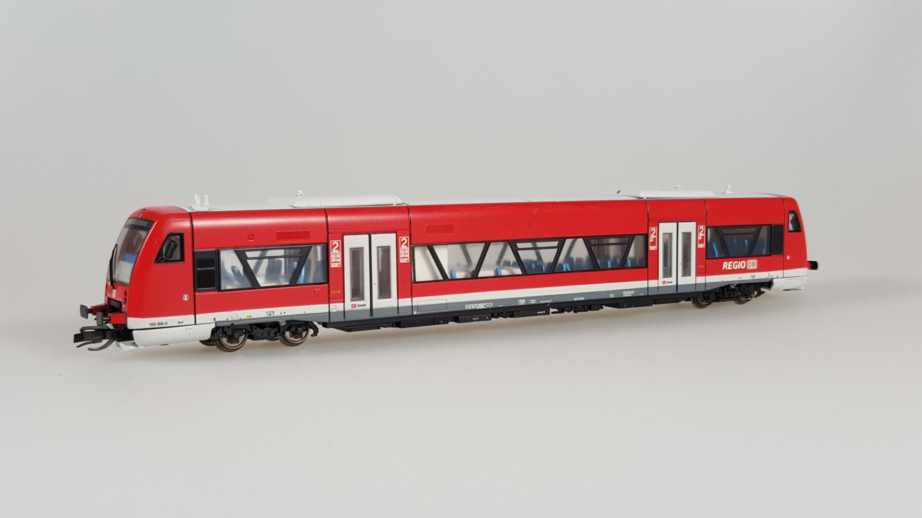 Kuehn 33510 Triebwagen Br 650 Db Regio Kaufen Bei Der
