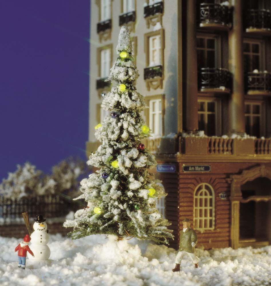 Busch 5409 beleuchteter Weihnachtsbaum - Kaufen bei Der ...