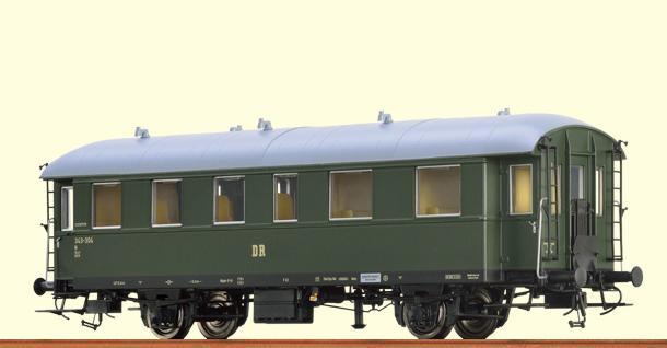 Brawa 45506 Einheits-Nebenbahnwagen DR