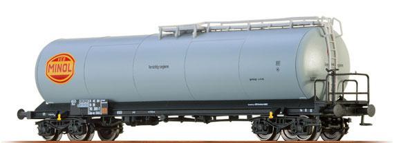 Brawa 48757 Neubaukesselwagen MINOL