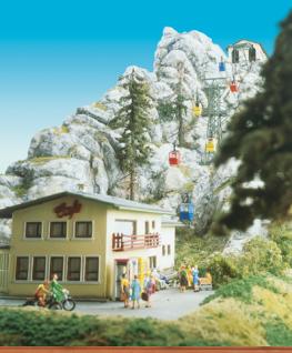 Brawa 6290 Berg- und Talstation - Vorschau 1
