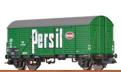 Brawa 67216 Gedeckter Güterwagen Persil