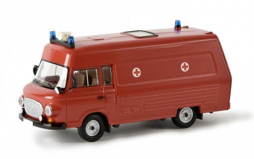 Brekina 30405 Barkas SMH 3 Feuerwehr