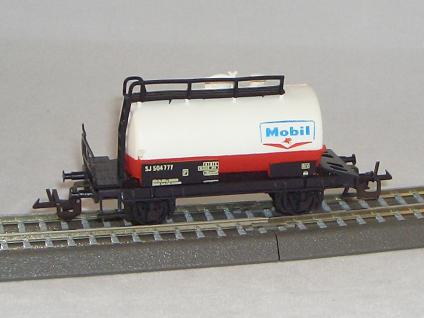 BTTB 4411 Kesselwagen Mobil