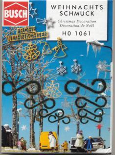 Busch 1061 Weihnachtsschmuck